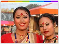 North East India Girls