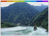 Lohit River, Walong