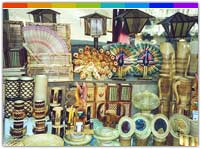 Art and Handicrafts of Assam