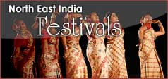 North East India Festivals