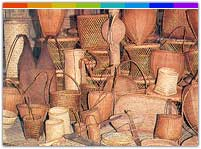 Art and Handicrafts of Mizoram