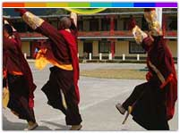 Dance and Music Sikkim